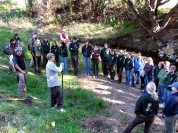 Marin 4-H Naturalist Leader Project