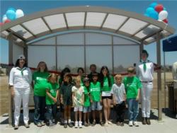 "Murrieta Mustangs 4-H Club Successfully Completes ""OPERATION Bus Stop"""
