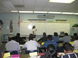 San Diego County English as a Second Language Support Team
