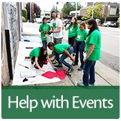 Support 4-Hers as they plan and execute activities & events.