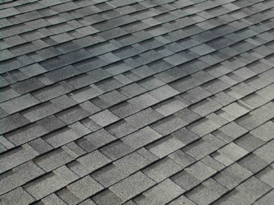 asphalt composition roof