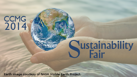 Click to access the Sustainability Fair Program.
