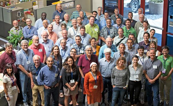 Scientists from Israel and California met at U.S./Israel Binational Agricultural Research and Development (BARD) Program workshop to exchange ideas.