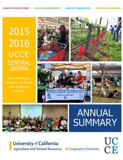 Click to view the 2015-16 Annual Report