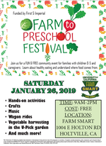 Picture of Farm to Preschool Flyer