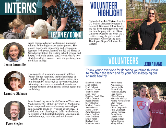 UC Elkus Ranch Annual Report 2019_Page 3