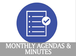 Link to Council Monthly Agendas and Minutes Page