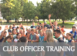 Club Officer Training Page Link