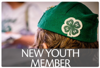 New Youth Member Page Link