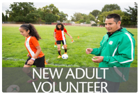 New Adult Volunteer Page Link