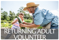 Returning Adult Volunteer Page Link