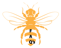 Bee Icon-FAQs
