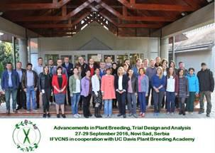 Advancements in Plant Breeding, Trial Design and Analysis