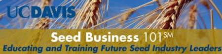 SBC will host Seed Business 101 Field Crops in St. Charles, Illinois from August 19-23, 2019