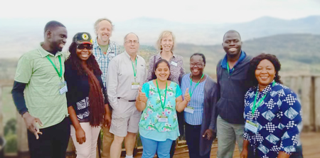 UC Davis African Plant Breeding Academy (AfPBA) Class IV Completes Session 2