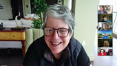 President Napolitano met with the PAC via Zoom to thank the members for time and advice during her seven years as UC president. She plans to step down from the office Aug. 1.