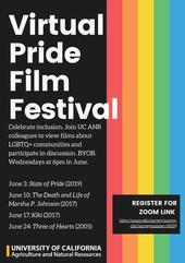 Pride Film Fest Poster