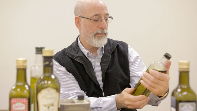 Paul Vossen, the Godfather of California olive oil.