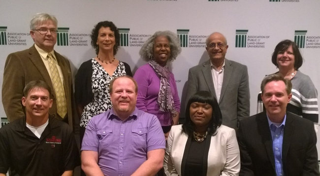 APLU diversity award winners