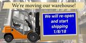 Moving Warehouse