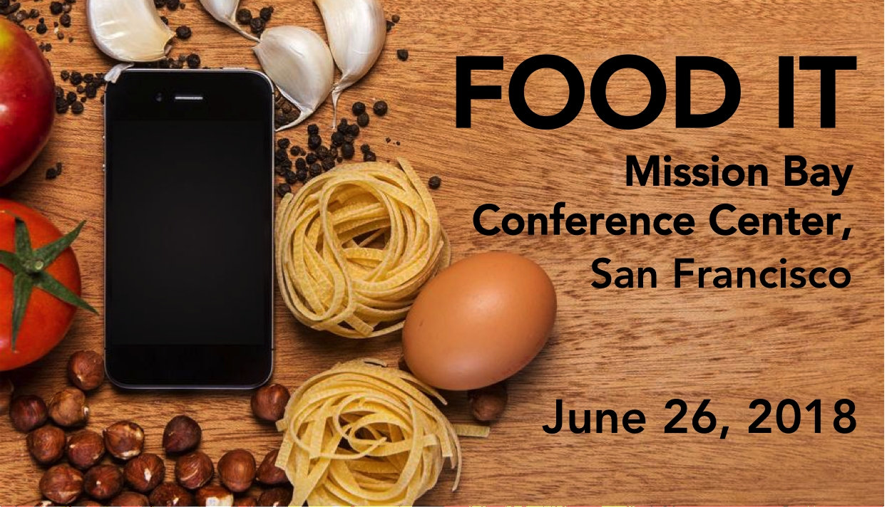 Discount available for June 26 FOOD IT at UCSF - ANR Report