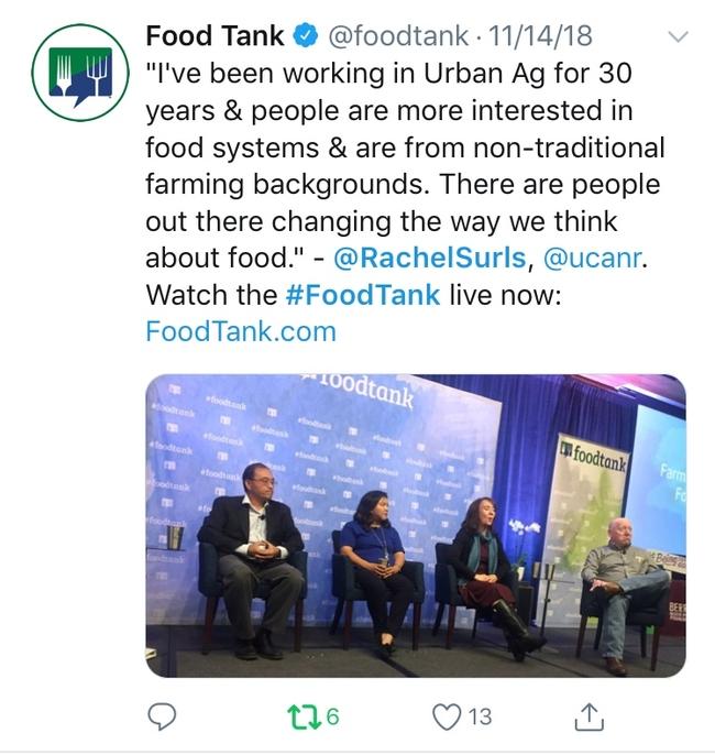 FoodTank Surls