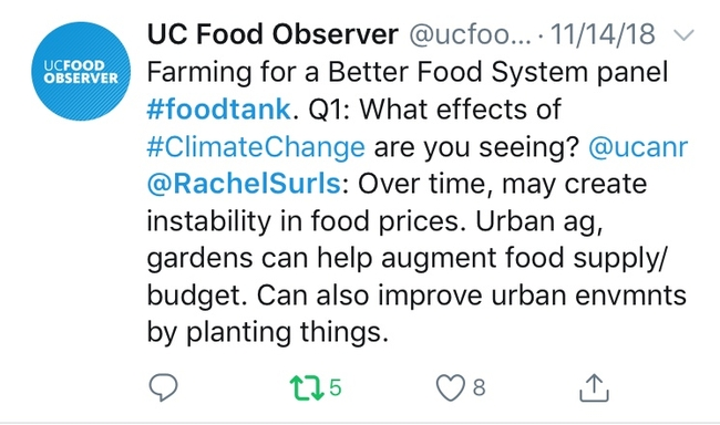 UCFO Surls FoodTank