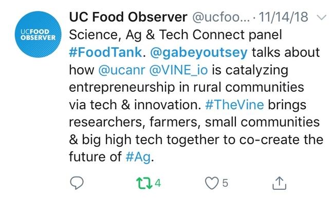 UCFO Gabe FoodTank