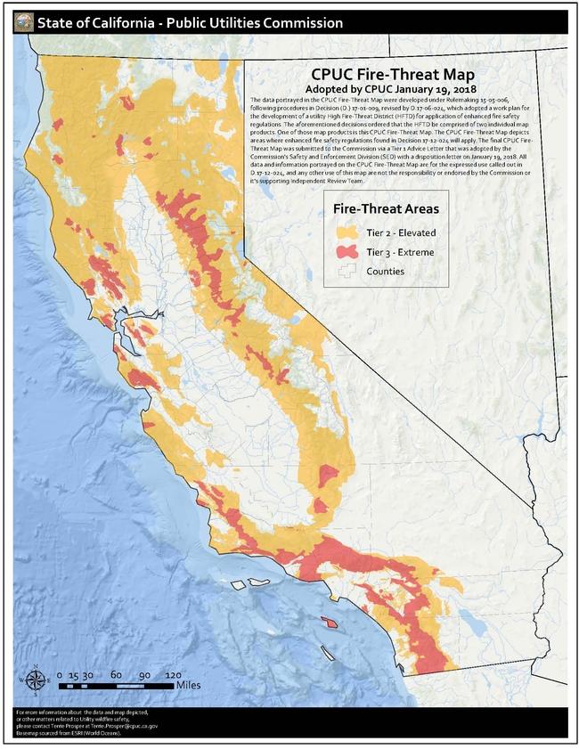 CPUC Fire-Threat Map final