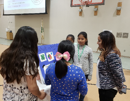4-H in Santa Barbara County used the Newhall Foundation funds outreach to more children in low-income families and Latino youth in Santa Maria Valley.