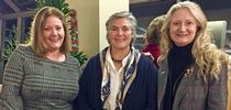 From left, Cher Watte, Corinne Martinez and Celeste Cantu recently joined the PAC. Lucas Frerichs, not pictured, is also a new member. for ANR Employee News Blog