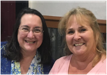 Robin Cleveland and Sue Mosbacher of UCCE Central Sierra got a grant to extend Master Food Preserver classes to counties that don't have a MFP program.