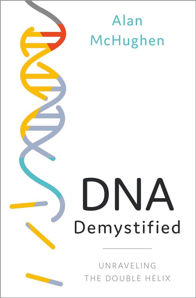 DNA Demystified book jacket