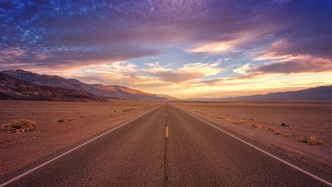 The road ahead. Photo by Johannes Plenio