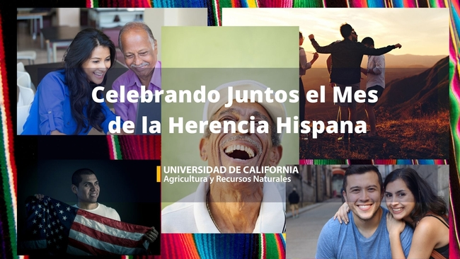 A composite of photos of Hispanic people