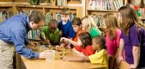 Inquiry-based learning captures the attention of students by focusing on the real world and children's day-to-day lives. for ANR news releases Blog