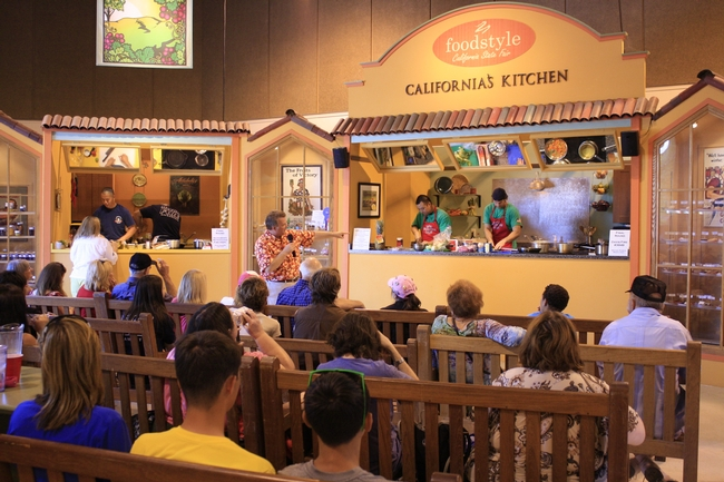 Don't miss the 4-H Cooking Throwdown in State Fair building #2.