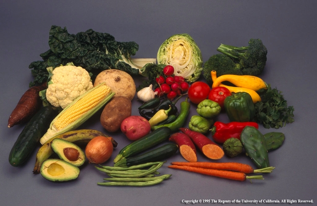 Gardeners are invited to enter the Veggie Produce Contest.