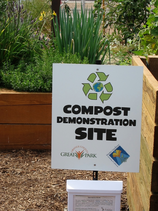 Master Gardeners of Orange County received third place for their video series on composting.