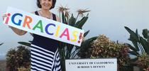 Myriam Grajales-Hall says 'thanks' to the University of California for a rewarding 34-year career. for ANR news releases Blog