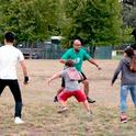Children exercise during a 4-H summer camp in Sonoma County. 4-H has expanded its club topics and locations.