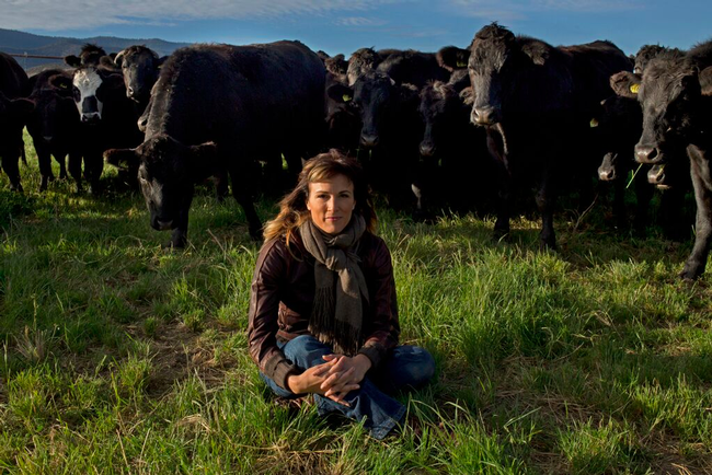 Keynote speaker Anya Fernald will speak about expanding awareness and access to sustainable foods at the 'Shepherds of Sustainability' event April 19 in Davis.