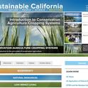Together with UC ANR and other UC partners, UCTV launches the new Sustainable California channel at http://www.uctv.tv/sustainable-cal/.