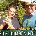 Sacramento high school students from the Edible Sac High school garden program discuss their start-up Sangre del Dragón Hot Sauce company on CropMobster TV.