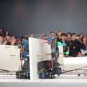 CAU Dream Team's robot picked