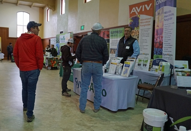 The 2020 Ag Innovations Conference and Trade Show in Santa Maria will feature the latest in crop production and protection.
