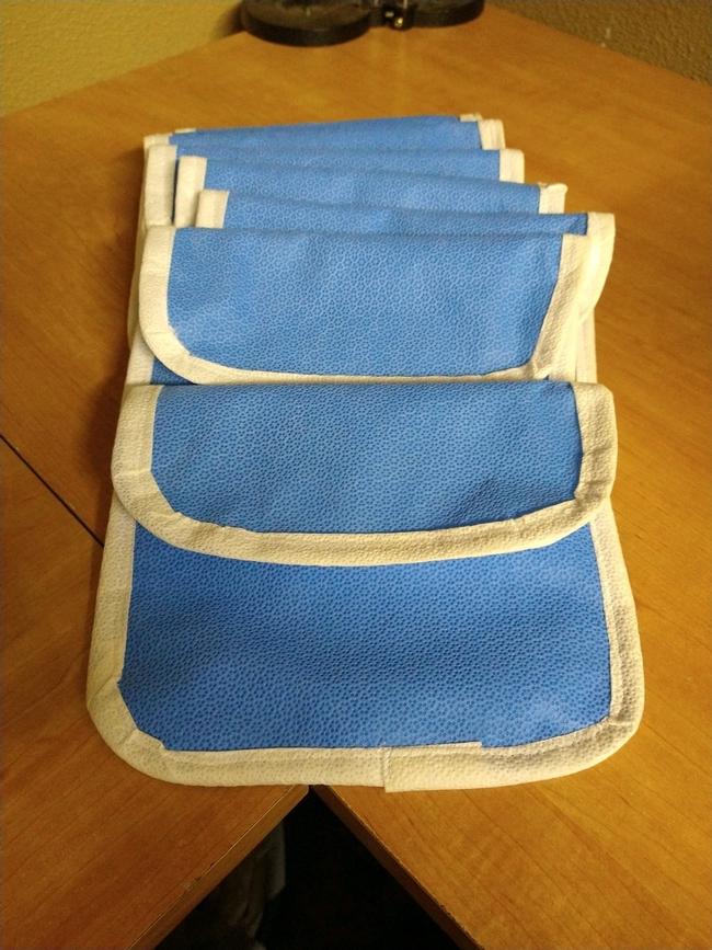 Steri-Wrap sandwich bags