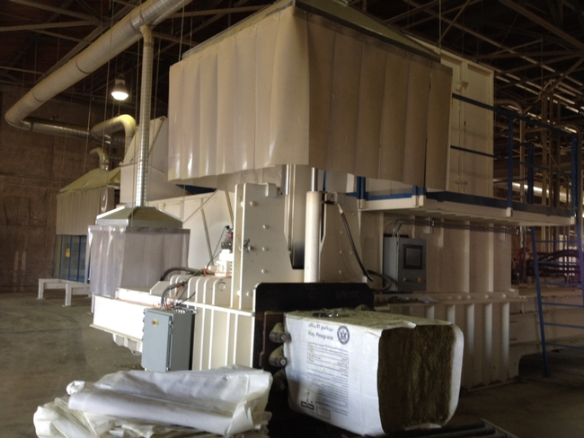 Large Hay Press at ACX Pacific Northwest, Inc.