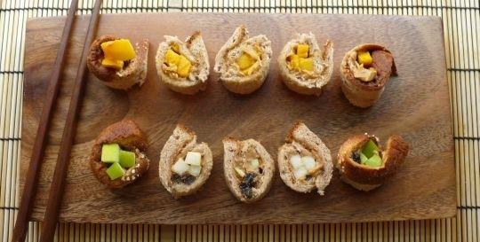 Fruit Sushi-1