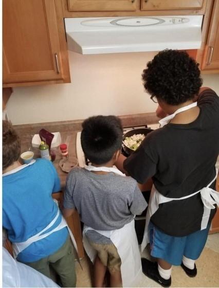 CHIP Cooking Kids